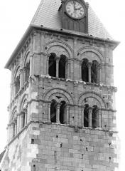 Eglise Saint-André - Clocher, côté est