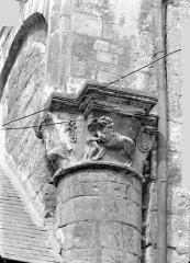 Eglise Saint-Sauveur - Chapiteau