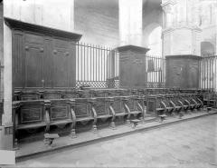 Eglise priorale Sainte-Croix -