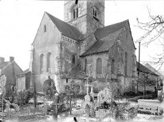 Eglise Saint-Pierre-Saint-Paul - Ensemble nord-est