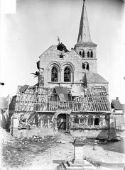 Eglise Saint-Sauveur - Ensemble ouest