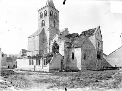 Eglise Saint-Sauveur - Ensemble sud-est