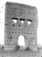 Temple de Janus - Façade est