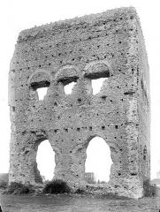 Temple de Janus - Façade sud