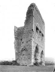 Temple de Janus - Angle nord-ouest