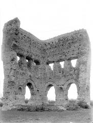 Temple de Janus - Vue intérieure vers le sud-est