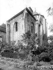 Cathédrale Saint-Vincent - Angle sud-est : Trésor