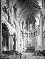 Cathédrale Saint-Vincent - Vue intérieure du choeur