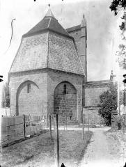 Ancien Hôtel-Dieu - Chapelle octogonale - Ensemble sud