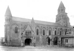 Eglise Notre-Dame-la-Grande - Façade sud