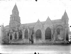 Eglise Notre-Dame-la-Grande - Façade nord