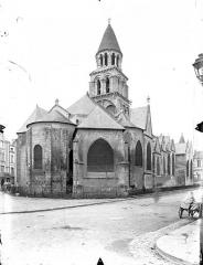 Eglise Notre-Dame-la-Grande - Ensemble nord-est