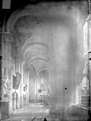 Eglise Saint-Jean de Montierneuf - Vue intérieure du déambulatoire