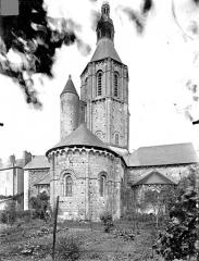 Eglise Saint-Nicolas - Ensemble est