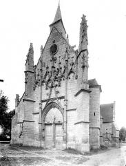 Eglise - Ensemble sud-ouest