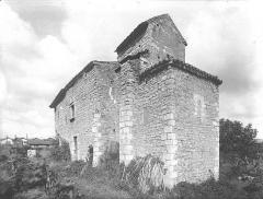 Chapelle Saint-Laurent - Ensemble sud-est