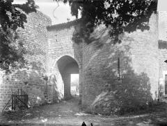 Château - Poterne