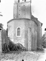 Eglise Saint-Gervais Saint-Protais - Abside