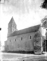 Eglise Saint-Gervais Saint-Protais - Ensemble nord