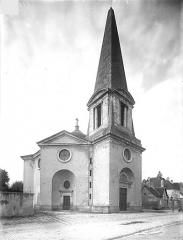 Eglise Saints-Pierre-et-Paul - Ensemble nord-ouest