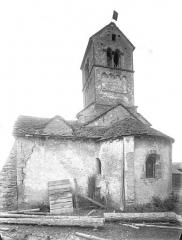 Chapelle de Domange - Ensemble est