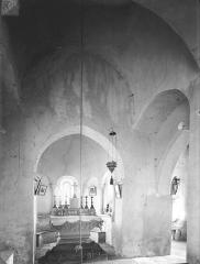 Chapelle de Domange - Vue intérieure du choeur