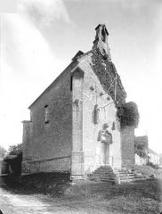 Chapelle de Lenoux - Ensemble nord-ouest