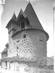 Tour du moulin - Ensemble sud-est