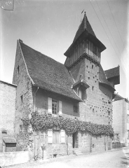 Tour du moulin - Ensemble sud-ouest