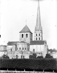 Ancienne église abbatiale - Ensemble est