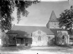 Eglise Saint-Pierre-et-Saint-Paul - Façade sud