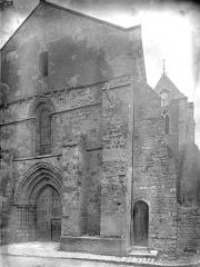 Eglise Saint-Georges - Façade ouest