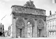Porte Desilles - Vue d'ensemble, du côté de la ville