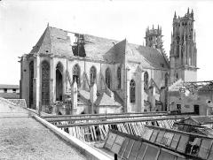 Eglise Saint-Martin - Ensemble nord