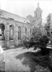 Ancienne abbaye Sainte-Marie-Majeure ou des Prémontrés ou ancien petit séminaire - Eglise - Façade sud