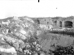 Fort de Vaux - Vue intérieure