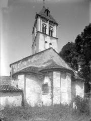 Eglise et tombeau de Lamartine - Ensemble est