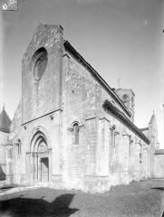 Eglise Saint-Hilaire - Ensemble sud-ouest