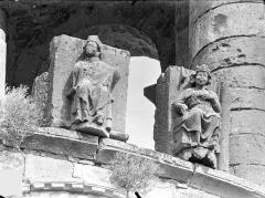 Ancienn abbaye Saint-Sauveur de Charroux -