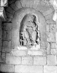 Eglise Sainte-Radegonde -