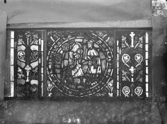 Eglise Saint-Gengoult et son cloître - Vitrail de l'abside, lancette de droite, panneau 19