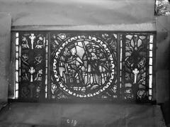 Eglise Saint-Gengoult et son cloître - Vitrail de l'abside, lancette de droite, panneau 20