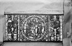 Eglise Saint-Gengoult et son cloître - Vitrail de l'abside, lancette de droite, panneau 29