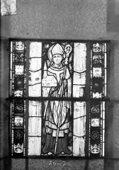 Eglise Saint-Gengoult et son cloître - Vitrail du transept sud, fenêtre A, 3ème lancette, panneaux 20, 21