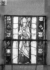 Eglise Saint-Gengoult et son cloître - Vitrail du transept sud, fenêtre A, 4ème lancette, panneaux 29, 30