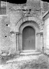 Eglise paroissiale Saint-Thibault - Portail de la façade sud