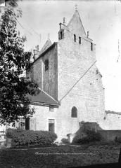 Château d'Harcourt - Ensemble nord-ouest