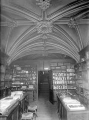 Hôtel Savaron - Vue intérieure d'une salle voûtée