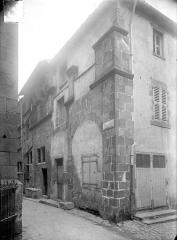 Hôtel de la Chanterie, à Montferrand - Vue d'ensemble