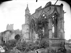 Eglise Saint-Martin - Abside, côté sud
